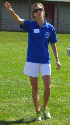 Jessie Birdwhistell founded the Central Kentucky TOPSoccer league in 2009. (Photo provided)