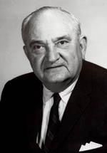 Adolph Rupp (Photo from UK Athletics.com)