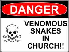 salvation serpent and snake handling services Salvation on sand mountain: snake handling and redemption in southern appalachia  salvation on sand mountain is not about serpent handlers not about salvation .