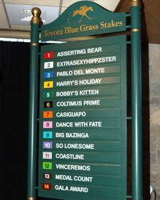 (Photo from Keeneland)