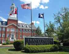 Transylvania University in Lexington is the (Photo from Transylvania University)