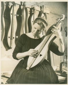 Jean Ritchie, 1922-2015 (Photo from Appalachian Voices)