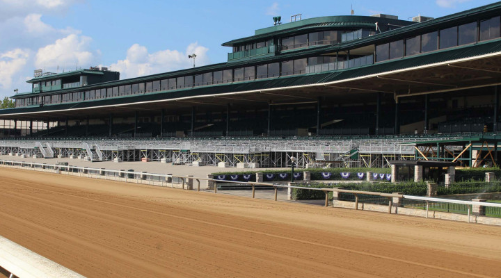 Keeneland Enters Home Stretch In Breeders Cup