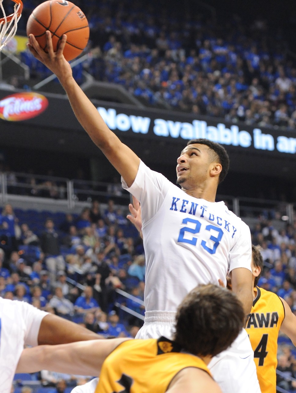 Keith Taylor: Newcomer Jamal Murray a triple threat in ...