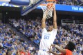 Marcus Lee had 13 points and had 12 rebounds in Kentucky's win over Illinois State Monday night