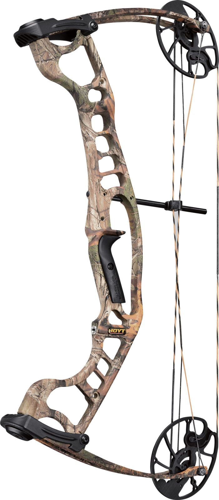 The Hoyt Ignite is a versatile bow, ideal for a growing youth archer because the draw length and draw weight are adjustable. A growing youngster will be able to shoot this bow into adulthood (Photo Provided)