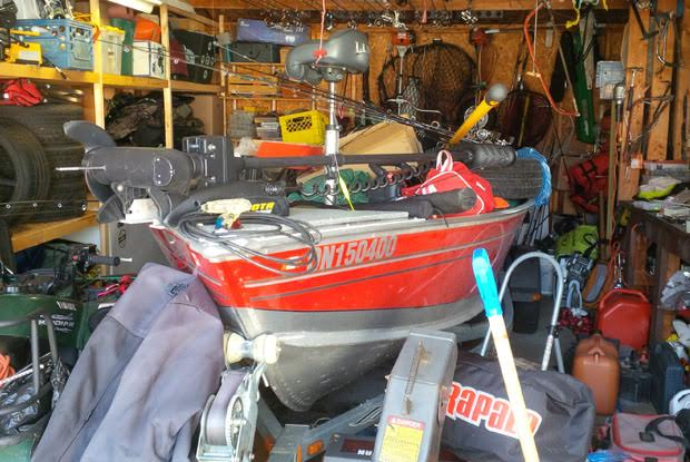 Man Cave Garage Hunting : Art lander s outdoors it a good time for outdoor types