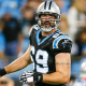 Carolina's Jared Allen suffered a fractured foot in the NFL divisional playoff win against the Seattle Seahawks. Allen thought his first Super Bowl experience would have to be from the sidelines, but that was before he was introduced to the healing power of laser therapy (Photo Provided)