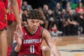 Damion Lee transferred to UofL from Drexel as a fifth year senior with the hopes of playing in the NCAA tournament for the first time (UofL Athletics Photo)
