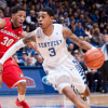 Tyler Ulis is averaging 16.2 points, a team-best 6.4 assists per game – which ranks second in the SEC – and boasts an SEC-best 3.4 assist-to-turnover ratio (UK Athletics Photo)