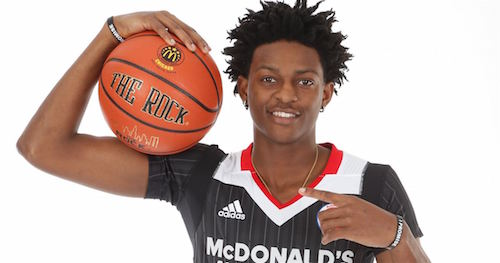 Keith Taylor: Future UK guard Fox impresses at Hoop Summit ...