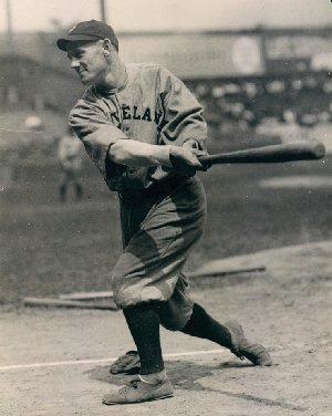 Ray Chapman  was born in Beaver Dam, Ky. (Photo from seamheads.com)