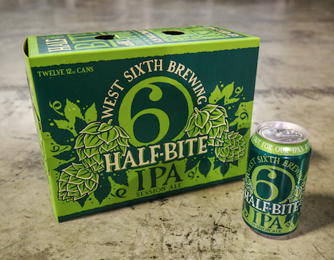 West Sixth Brewing Half Bite