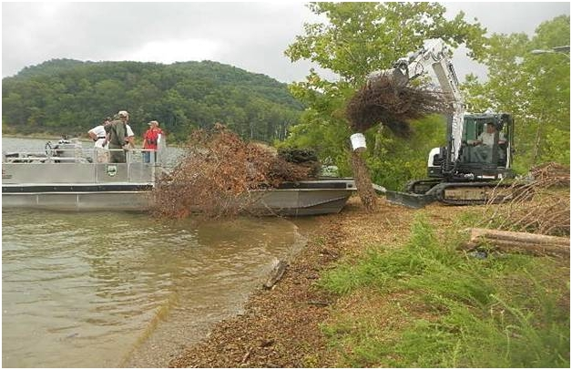 U s forest service temporarily closing cave run boat ramp for Ky fish and wildlife
