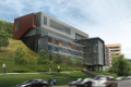 Artist's rendering of Kentucky College of Optometry, Pikeville (Photo Provided)