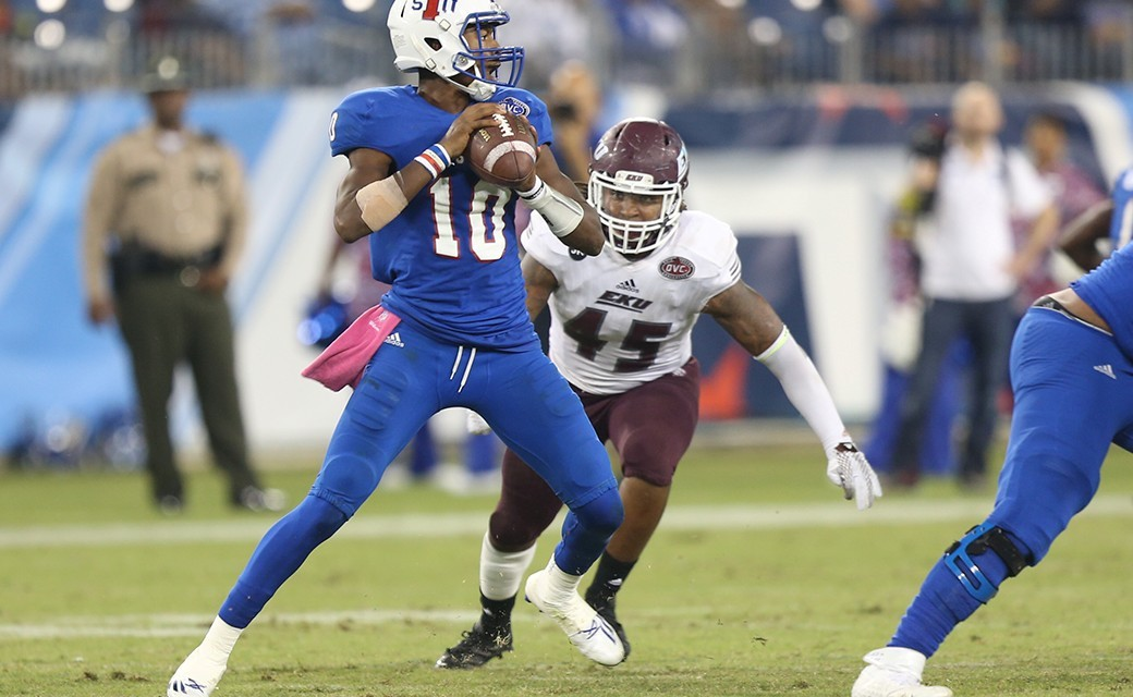 Colonels try to rebound from tough loss with road matchup ...