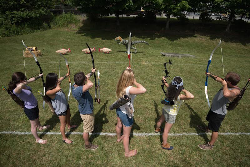 A 2015 study found that of the 21.6 million archers in the U.S. about 45 percent shoot target archery only, and that 78 percent of archery participants were male (16.85 million) and 22 percent were female (4.75 million). (Photo Provided)
