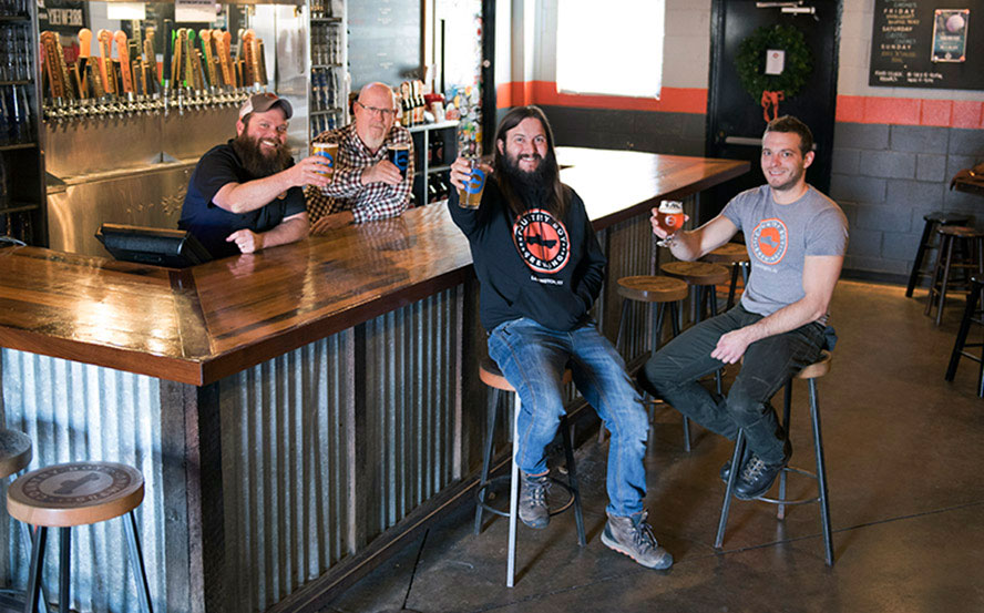 The Commonwealth saw eight new breweries open in 2016, more coming