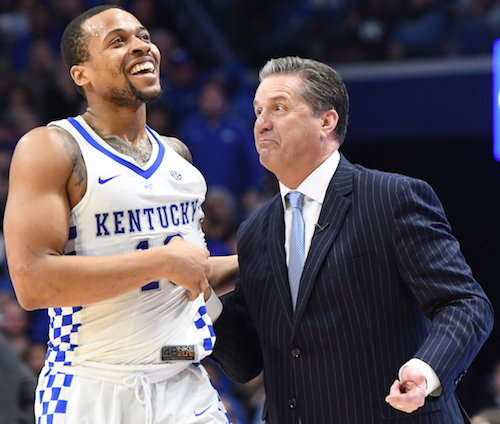 Team leader now a seasoned veteran uk guard briscoe the heart uk guard isaiah briscoe has embraced the leadership role this season bill thiry photo sciox Gallery