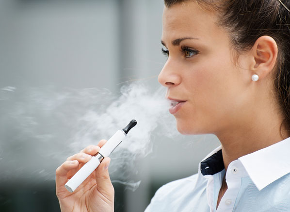 Can the e cigarette help quit smoking