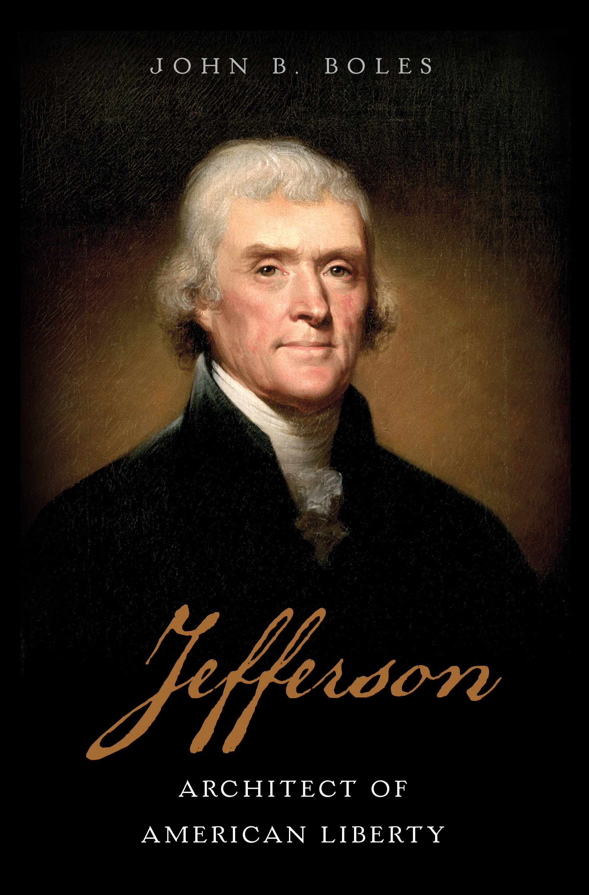 The Essentials: Five Books on Thomas Jefferson