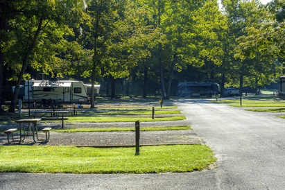 Kentucky State Parks campgrounds open March 15; Greenbo ...
