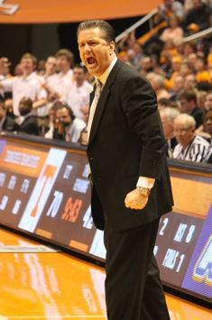 Calipari is looking for his second national championship and third Final Four appearance at UK. (File photo by Jon Hale)