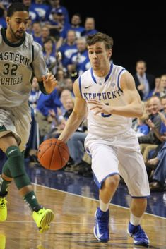 Jarrod Polson scored 101 points as a junior after totaling just seven points in his first two seasons. (File photo by Jon Hale)