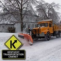 At winter's midway point, the KYTC has spent $27 million on snow and ice removal. (Photo from KYTC)