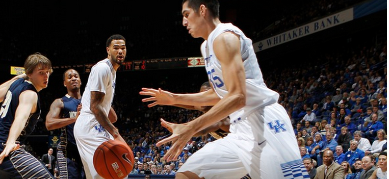 Derek Willis is expected to return in time for UK's Blue-White Scrimmage on Oct. 27 (UK Athletics Photo),/small>