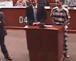 Derrick Rose appears in Grant Circuit Court.  See Video here