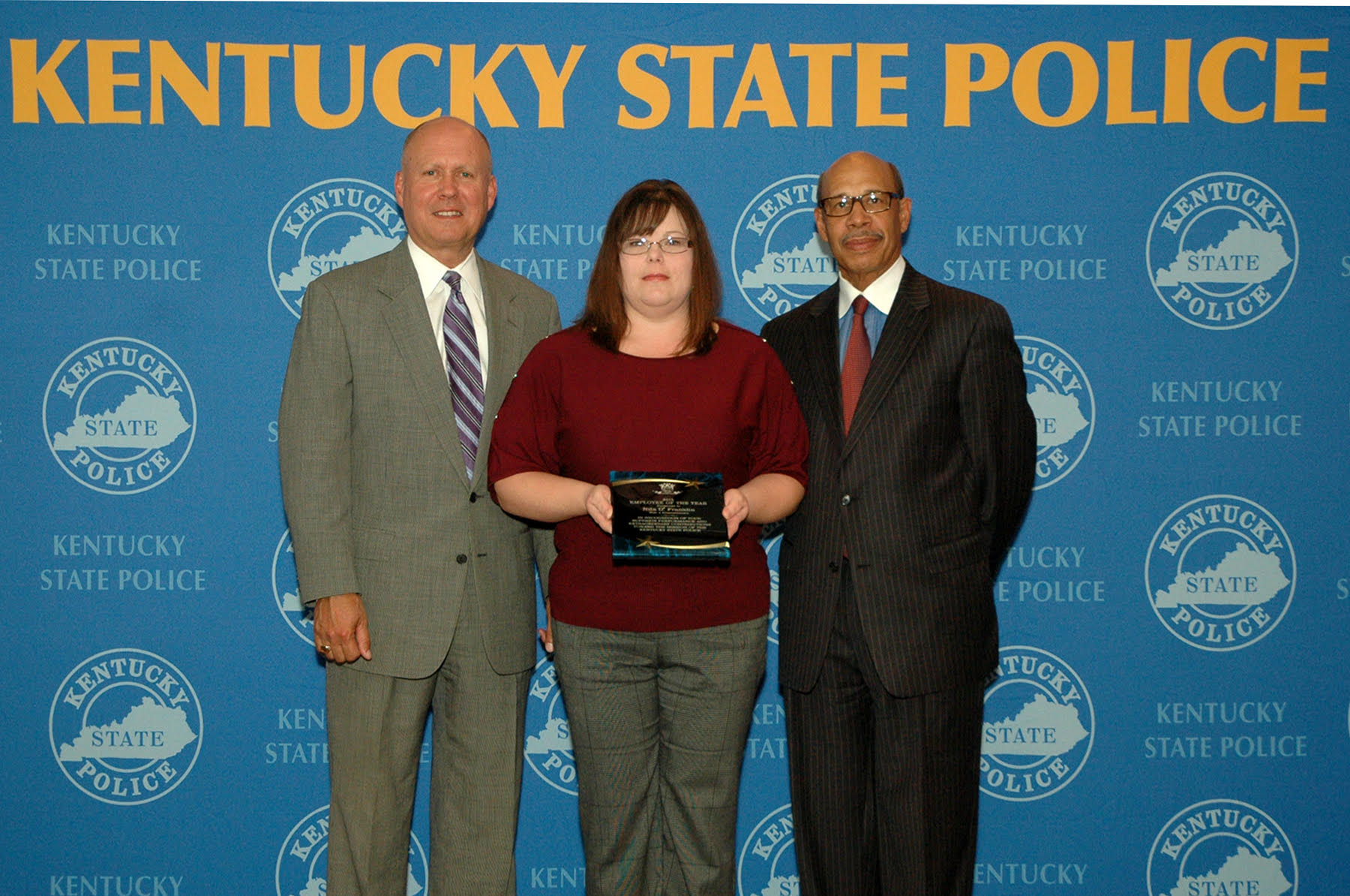 'Best of the Best' of Kentucky State Police civilian force ...