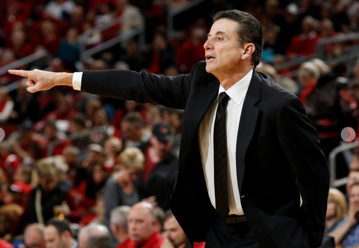 Would Rick Pitino consider UNLV again 15 years after declining an offer to become the Running Rebels head coach? (UofL Athletics Photo)