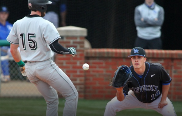 The Kentucky baseball team defeated Auburn Sunday (UK Athletics Photo)