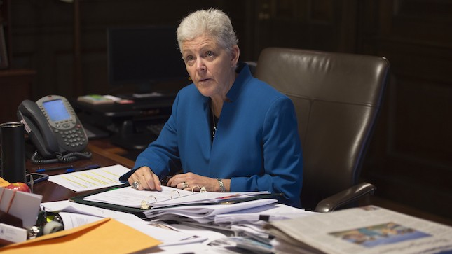 Environmental Protection Agency chief Gina McCarthy (Photo from Rural Blog)