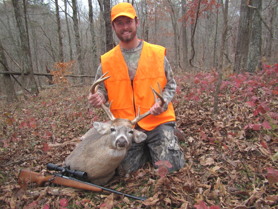 All harvested deer and elk must be reported to the Kentucky Department of Fish and Wildlife Resources either by phone at 1-800-245-4263 or online telecheck (F&W Photo)