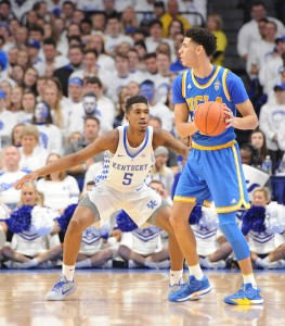 Kentucky, UCLA, North Carolina and Ohio State will continue to play in the CBS Classic for three more seasons (Bill Thiry Photo)