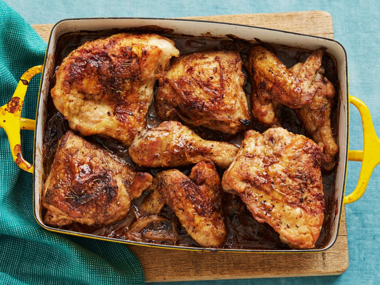 Baked Chicken Recipes Oven Boneless Thighs