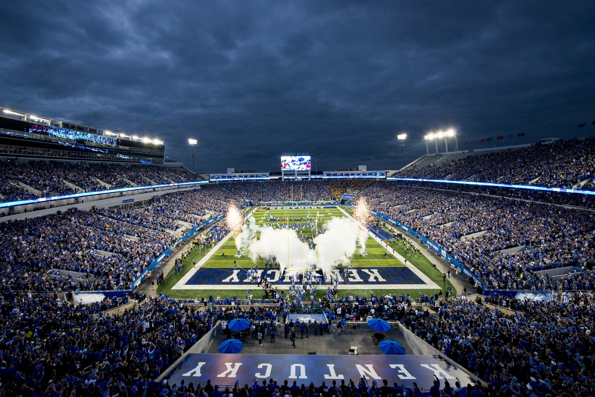 Jamie Vaught Game By Game Forecast For The University Of Kentucky