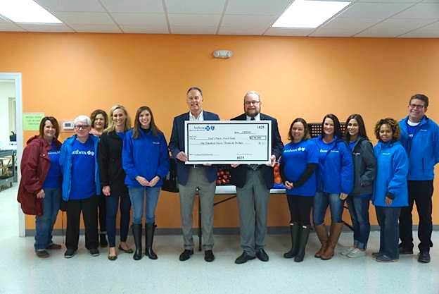 Anthem commits $190,000 to God's Pantry Food Bank to help ...